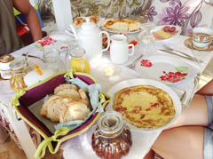Lefkada Breakfast Greek